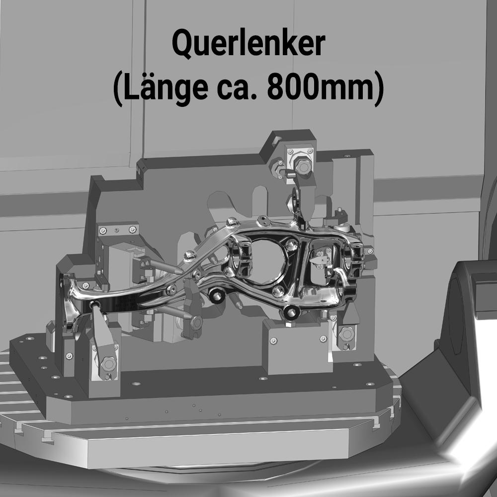 3D-Prototyp eines Querlenkers ca. 800mm
